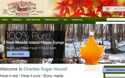Charlies Sugar House