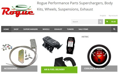 Rogue Performance Parts