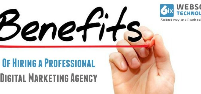 Advantages of Hiring a Professional Digital Marketing Service in the USA