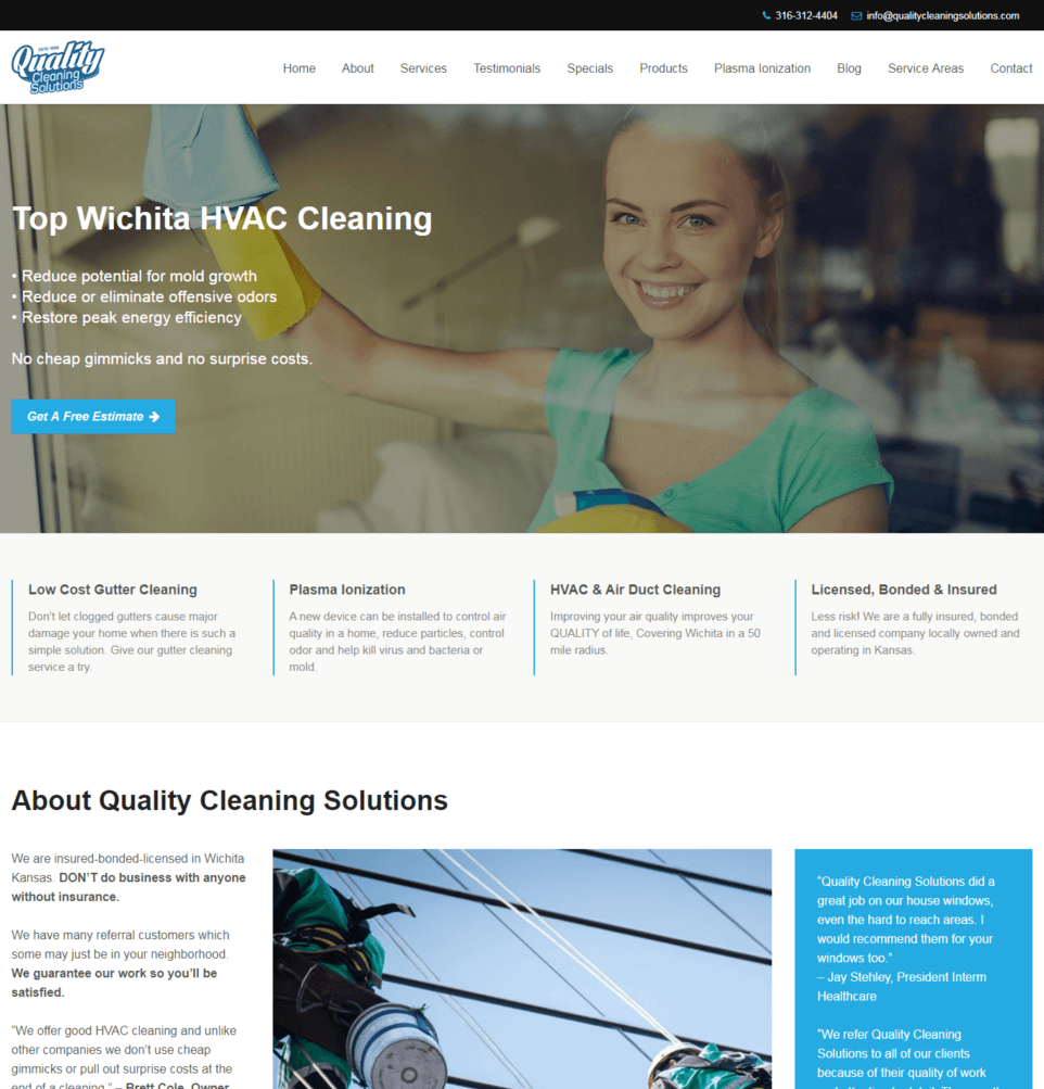 Qualitycleaningsolutions