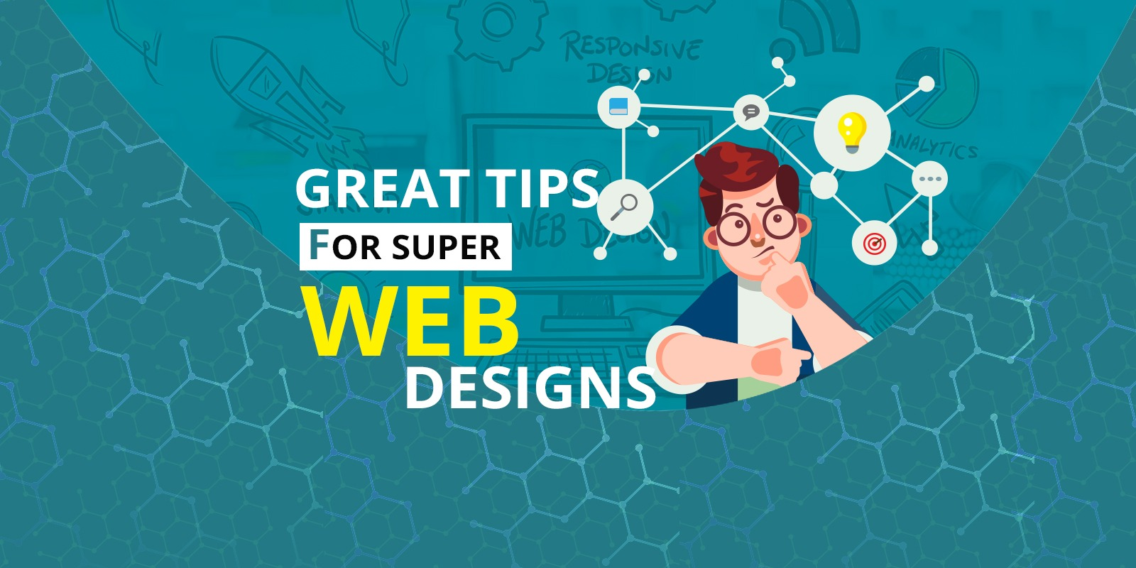 5 Great Tips for Super Web Design in 2018