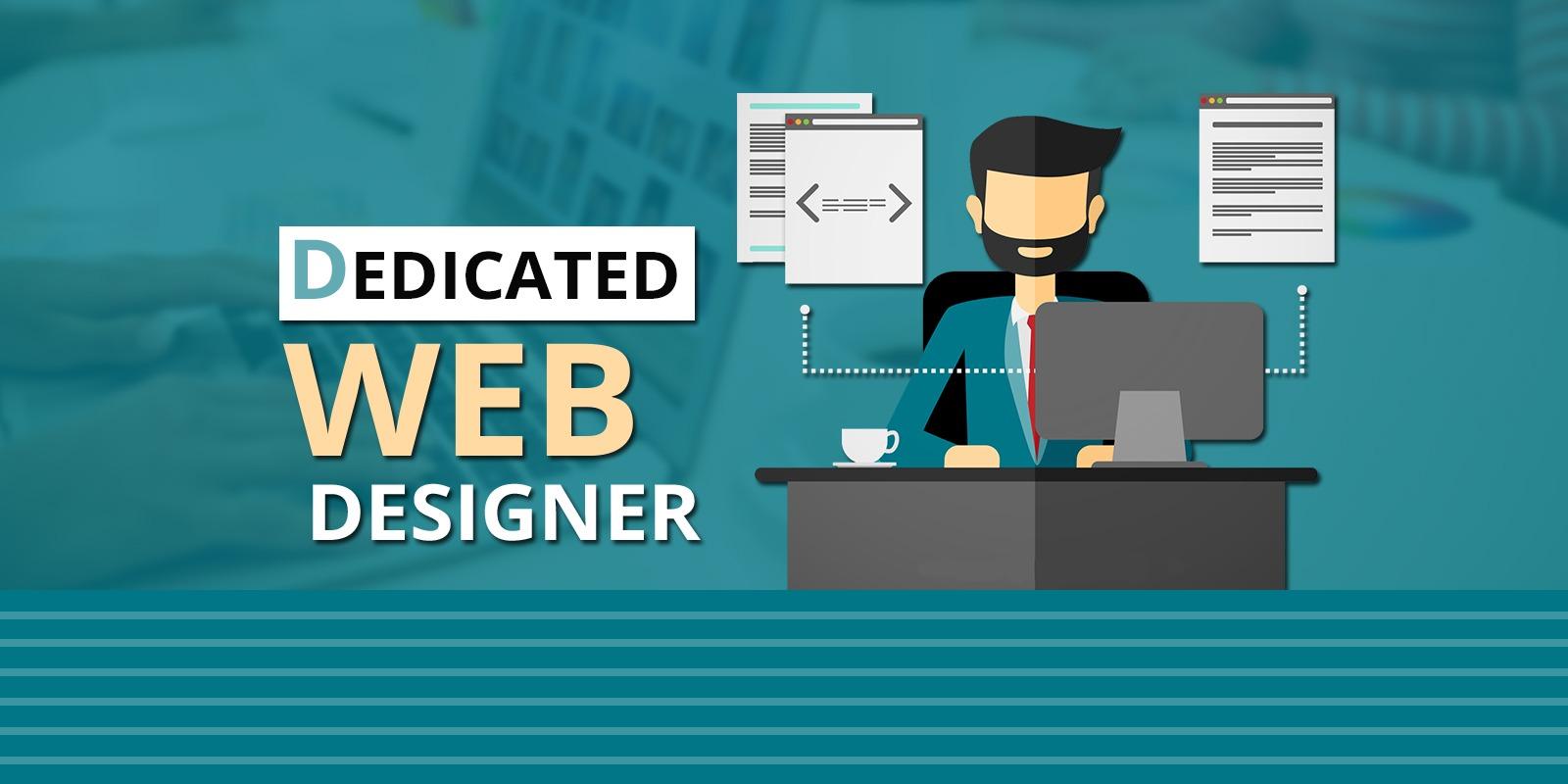 Hire Dedicated Web Designer