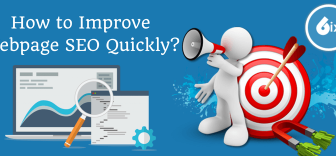 How to Improve Webpage SEO Quickly?