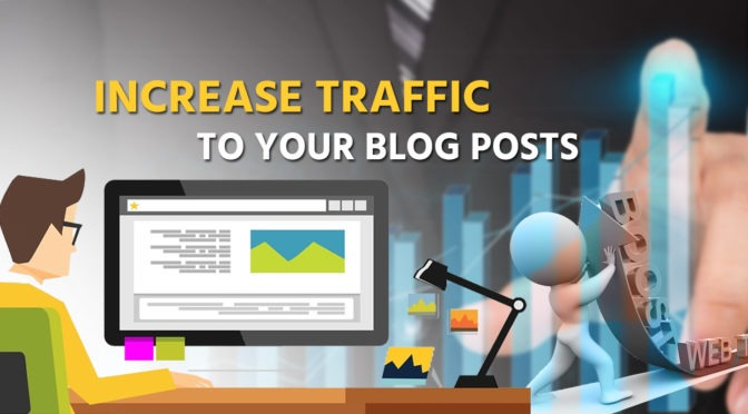 How to increse traffic on blog