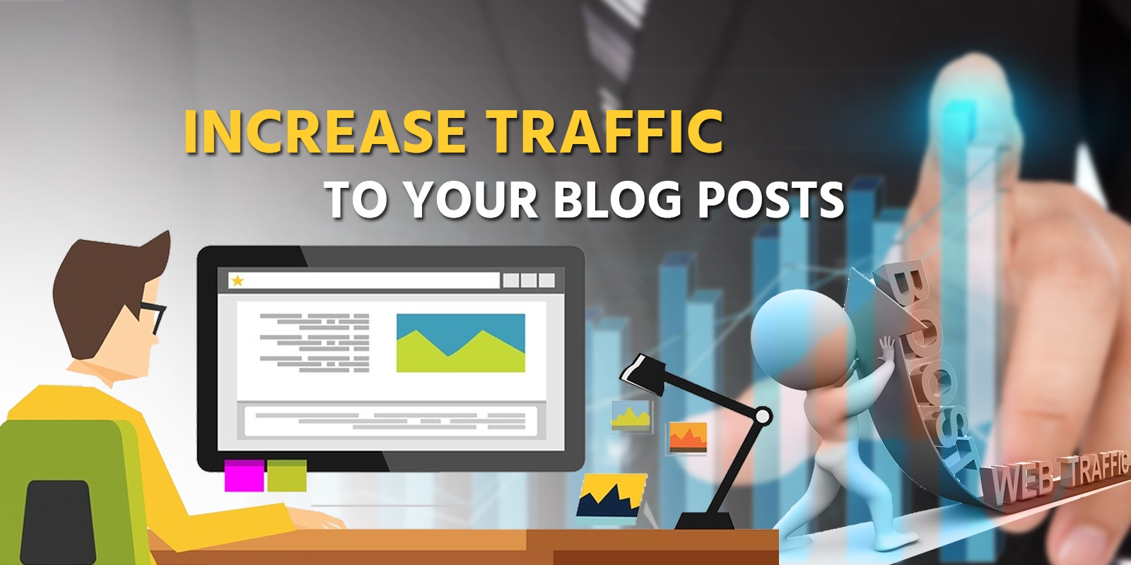 How to increase traffic to your blog posts quickly and easily